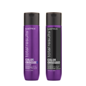 Matrix Color Obsessed Bundel: Shampoo + Conditioner