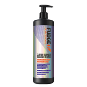Fudge Clean Blonde Damage Rewind Violet-Toning Conditioner 1000ml