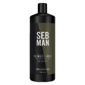 SEB MAN The Multitasker Hair, Beard & Body Wash 1000ml