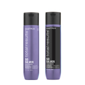 Matrix So Silver Bundel: Shampoo + Conditioner