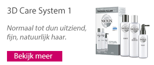 Nioxin 3D Care system 1