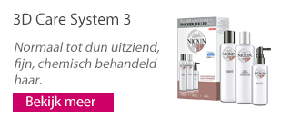Nioxin 3D Care system 3
