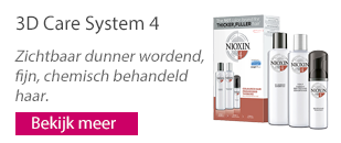 Nioxin 3D Care system 4